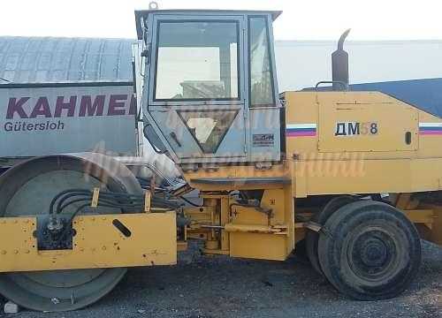 Каток Дор Машина DM58